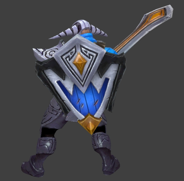 bulwark of the rogue knight